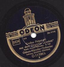 "Eduard Künneke dirigiert sein Singspiel "" Liselott  ""  1932"