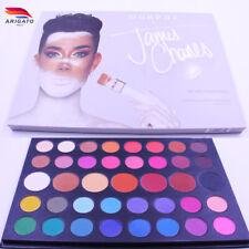 39 Colors Morphe X James Charles Eye Shadow Inner Artist Palette Glitter Makeup