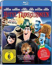 HOTEL TRANSSILVANIEN, Wo Monster Urlaub machen (Blu-ray Disc) NEU+OVP
