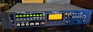 Roland VSR-880 24 Bit Digital Studio Multitrack Recorder 8 Track 96kHz