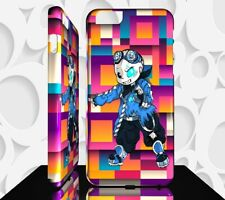 Coque Design Iphone 7+ 7 PLUS JEU VIDEO UNDERTALE - Réf 06
