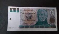 Argentina 1000 Peso Argentinos UNC