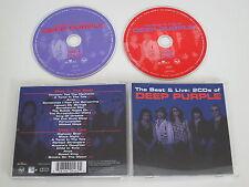 DEEP PURPLE/THE BEST & LIVE(BMG-RCA 82876 60046 2) 2XCD ALBUM