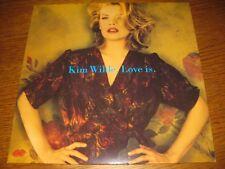 Kim Wilde-Love is LP,MCA Records Europe 1992,OIS,sehr rar,top,excellent,l@@k!!!!