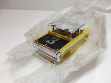Afx Aurora Ford Bronco body Nos New Factory tissue Yellow #3 Aurora Ho~Buy New!