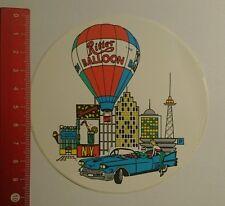 Aufkleber/Sticker: Ritter Balloon (03091692)