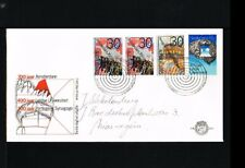 [ES007] 1975 - Netherlands FDC E137 adressed - 700 years Amsterdam - Portugese S