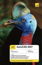 Teach Yourself Auto CAD 2007 by Bride, Mac Book The Cheap Fast Free Post