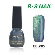 RS Nail Gel Chameleon Color Changing UV LED Gel Polish Varnish Glitter Salon New