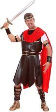 Hercules Roman Soldier Gladiator Warrior Centurion Deluxe Men's Fancy Dress S-XL