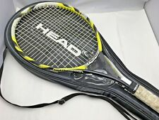 Head Oversized Extreme Team Microgel Tennis Racket Racquet 4 3/8 - W CASE!