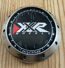 "XXR WHEELS   CENTER CAP# XXR WHEELS (2 3/4"") SILVER   WHEELS  CENTER CAP"