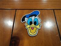New Cute Disney Donald Duck Embroidered Cloth Patch Applique Badge Iron Sew On