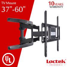LCD LED Flat Tilt Swivel TV Wall Mount Bracket 39 40 42 47 50 55 60 for Samsung
