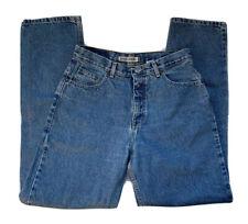 High Sierra Relax  Size 12 Avg Women's Blue Jeans Prewash 30 1/2 long