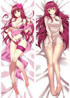 Fate/Grand Order Scathach Anime Girl Dakimakura Hugging Body Pillows Covers Case