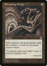 Ensnaring Bridge Stronghold Rare EN NM MTG