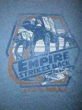 EMPIRE STRIKES BACK T SHIRT Star Wars AT-AT All Terrain Armored Transport Walker