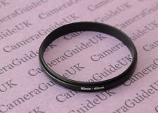 62mm-62mm 62-62 Male to Male Double Coupling Ring reverse macro Adapter 62-62mm