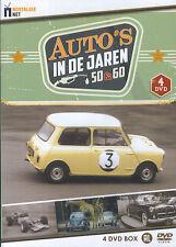 Auto's in de jaren 50 & 60 (4 DVD)