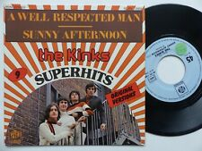 The Kinks – A Well Respected Man  12088 superhits