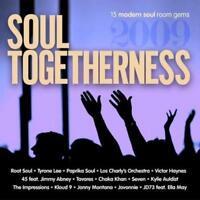SOUL TOGETHERNESS 2009 Various Artists NEW & SEALED MODERN SOUL CD (EXPANSION)