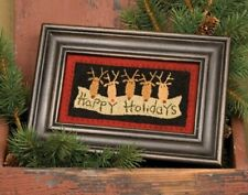 Reindeer Cheer Punch Needle Embroidery Pattern