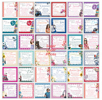 Celebrity Style World's Best Magnets With Sentiments Gift Present For Loved Ones
