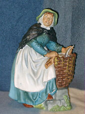 "VINTAGE FULL SIZE ROYAL DOULTON FIGURINE ""OLD MEG"" HN2494 1st QUALITY PERFECT"