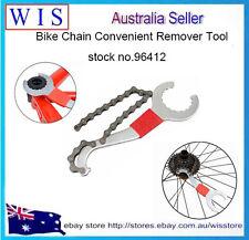 Bike Chain Remover Tool Whip Bottom Bracket Repair Flywheel Removing Wrench96412