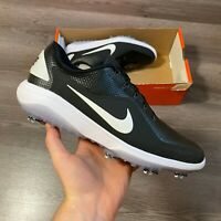NIKE REACT VAPOR 2 BLACK GOLF TRAINERS SHOES SIZE UK9.5 US10.5 EUR44.5