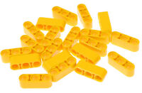 LEGO Technik - 20 x Liftarm dick gelb 1x3 / Yellow Liftarm Thick  32523 NEUWARE