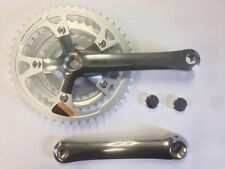 Shimano Deore LX M550 9 Speed Triple Chainset 175mm Square Taper 48/36/26T