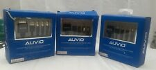 Lot: 3 AUVIO Composite A/V & USB Charging Cable for iPod & iPhone Home Theater