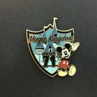 WDW - Magic Kingdom Park Retro Opening - Mickey / 1971 Disney Pin 48856