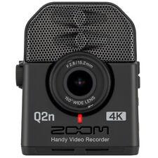 Zoom Q2n-4K Handy Audio- und Video-Recorder Ultra HD