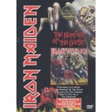 "IRON MAIDEN ""THE NUMBER OF THE BEAST"" DVD NEU"