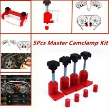 5PCS Dual Cam  Camshaft Engine Timing Locking Tool Sprocket Gear Locking Kit