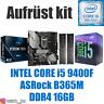 PC Bundle Kit Set 💙 Intel Core i5 9400F ✔ B365 Mainboard ✔ DDR4 16GB ✔