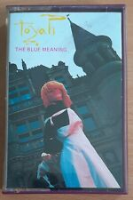 TOYAH 'THE BLUE MEANING' UK CASSETTE