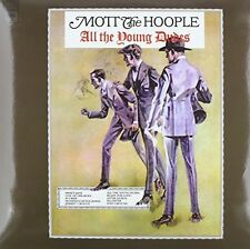 Mott the Hoople - All the Young Dudes [New Vinyl] Black, Ltd Ed, 200 Gram