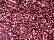 Dried Pink Rose Petals Organic - 200g - Rosa centifola - Free Postage