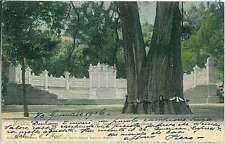 VINTAGE POSTCARD: MEXICO - CHAPULTEPEC  1901