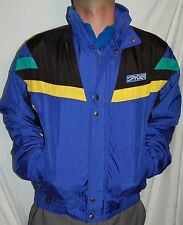 Spyder Mens Winter Snow Ski Jacket Coat Size Large cobalt  Blue EUC