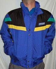 Spyder Mens Winter Snow Ski Jacket Coat Size Large cobalt  Blue EUC