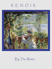 By the water Pierre Renoir art print