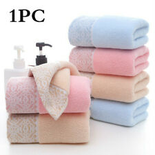 Face Hand Towel Absorbent Quick Drying Bathroom Washcloth Shower Towel Soft