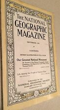 National Geographic Magazine September 1921, National Monuments, Eastern Tibet