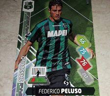 CARD ADRENALYN 2014/15  CALCIATORI PANINI SASSUOLO PELUSO CALCIO FOOTBALL