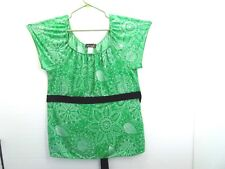 NEW WOMENS TOP BLOUSE PLUS SIZE 2X LEVEL EIGHT BRAND Wt10